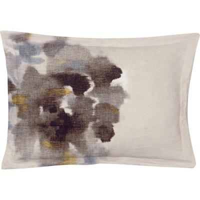 Freshet Multicolored Queen Pillow Cover (Set of 2)