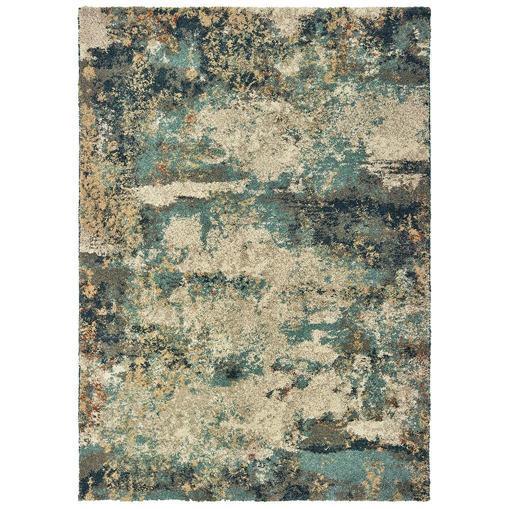 Oriental Weavers Braxton Multi 4 Ft X 6 Ft Area Rug
