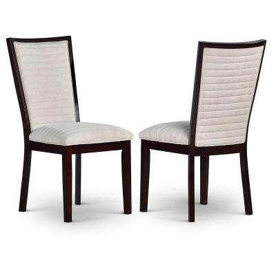 Antonio Beige Side Chair (Set of 2)