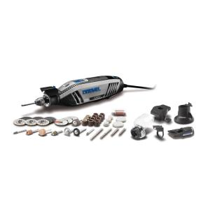 Dremel 4300 Series 1.8 Amp Corded Variable Speed Rotary Tool Kit with Case (45... by Dremel