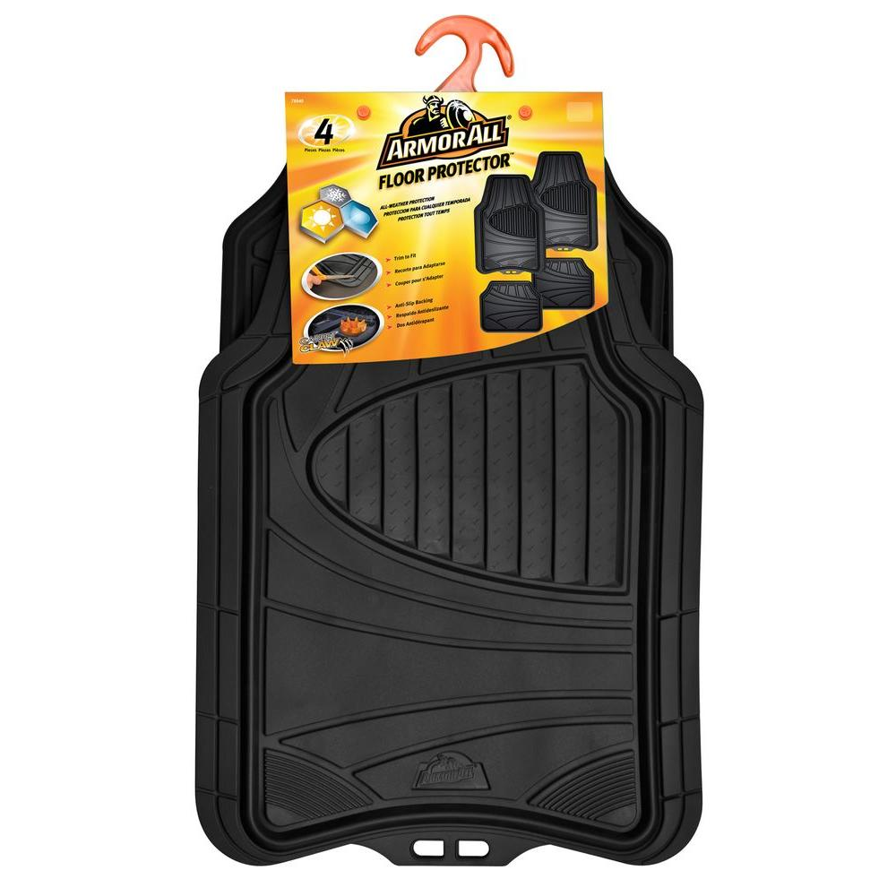 Floor Mats Car Mats The Home Depot