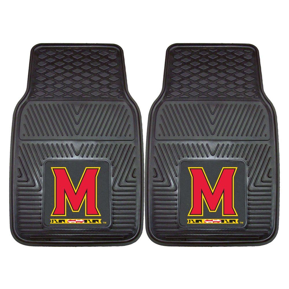 University of Maryland 18 in. x 27 in. 2-Piece Heavy Duty