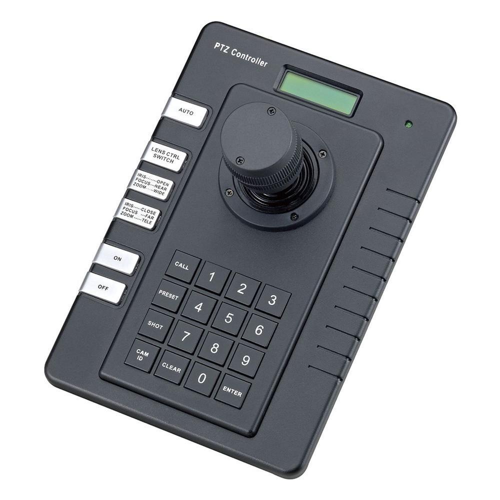 COP Security 3-Axis PTZ Joystick Keyboard Controller