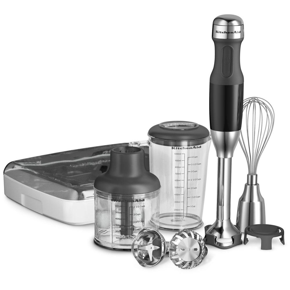 Immersion Hand Blender ~ Kitchenaid speed immersion blender khb ob the home