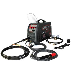 Longevity Promts 252i 250 Amp Multi-Process Welder with PFC Auto Voltage Technology by Longevity