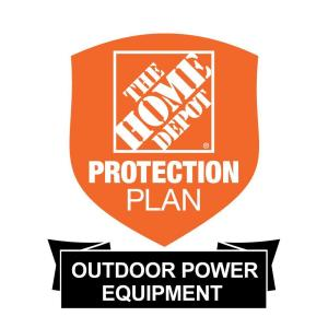 The Home Depot 2 Year Protection Plan For Outdoor Power