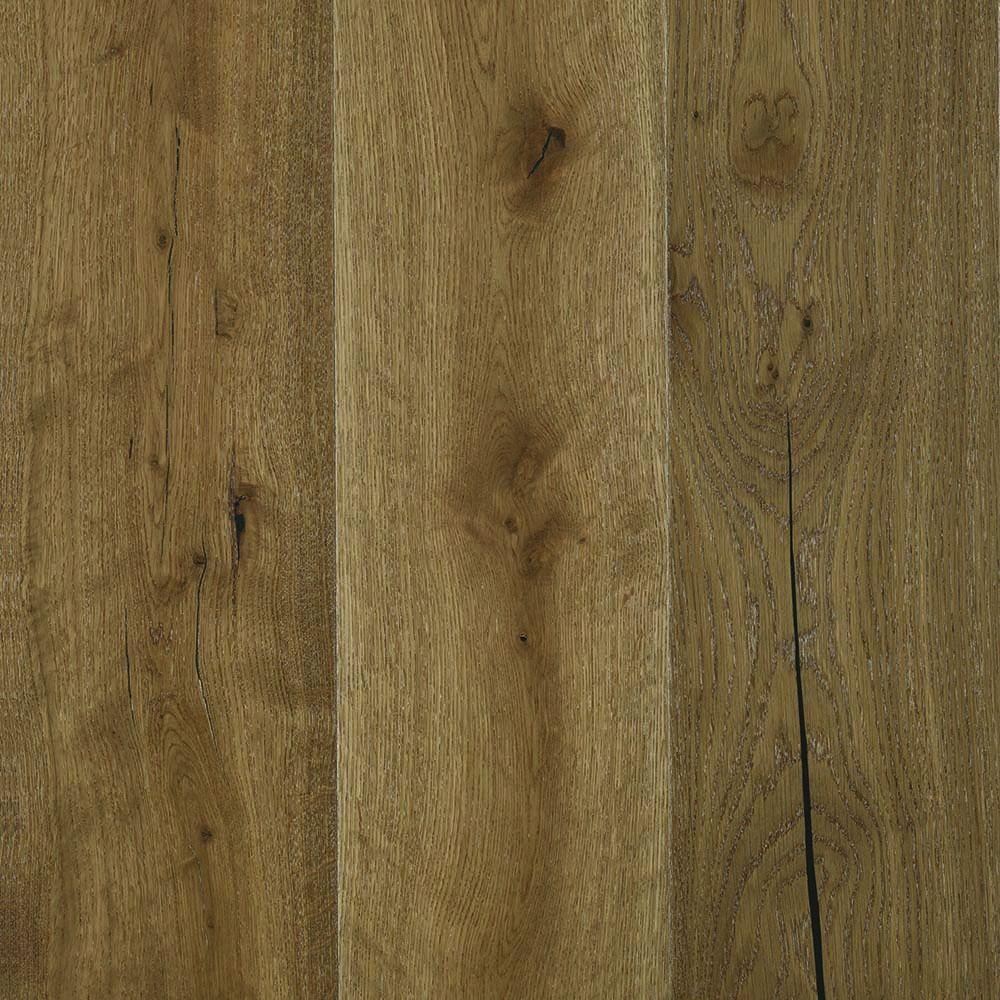 Elegant Home Caramel Oak 9/16 in. x 7-4/9 in. Wide x