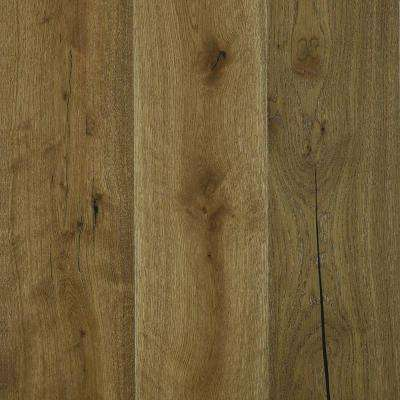 Elegant Home Caramel Oak 9/16 in. x 7-4/9 in. Wide x Varying Length Engineered Hardwood Flooring (22.32 sq. ft. / case)