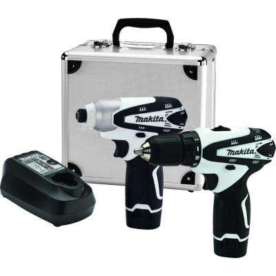 12-Volt MAX Lithium-Ion Cordless Drill and Impact Driver Combo Kit (2-Tool) with (2) batteries, Charger, Case