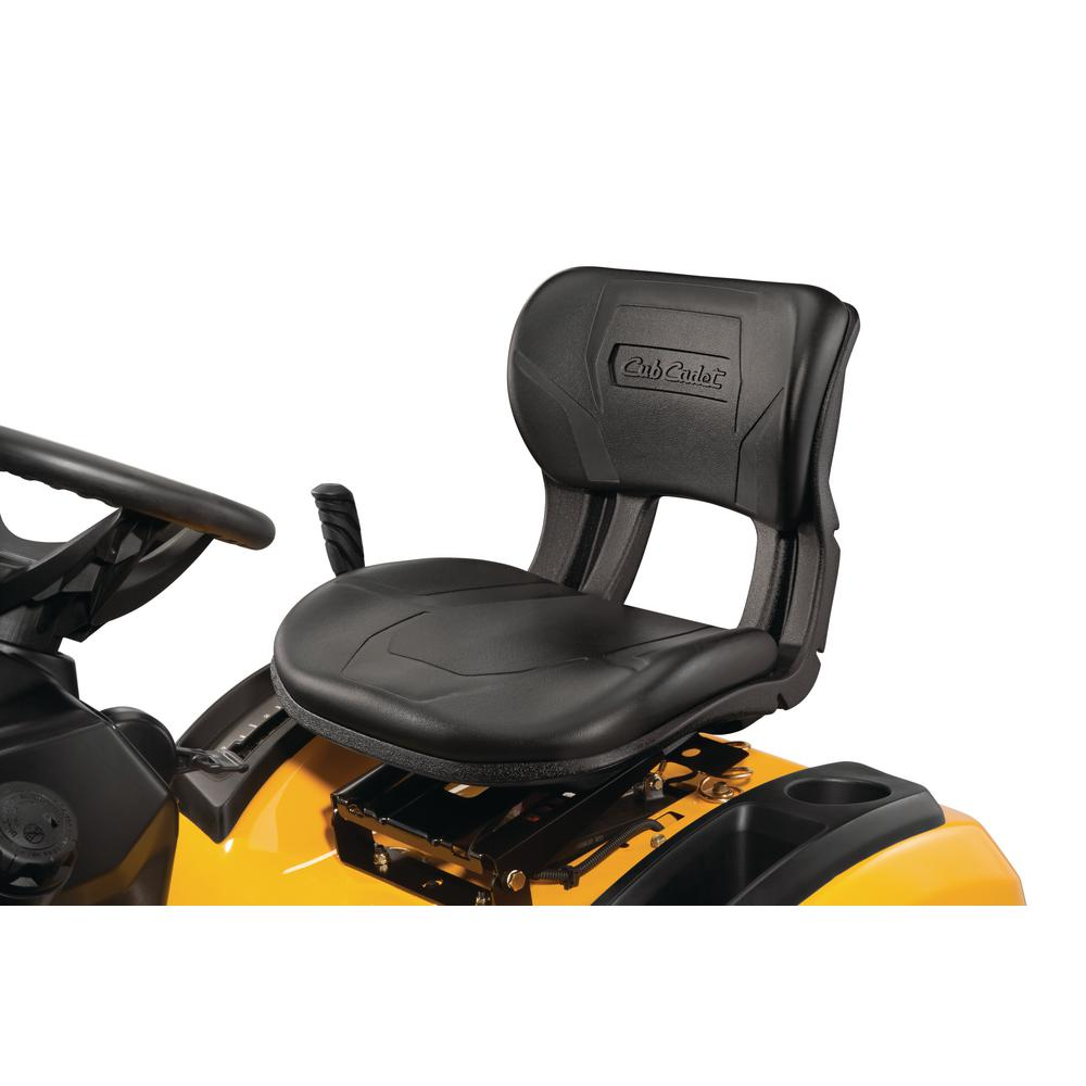 Cub Cadet XT1 Enduro Series LT 42 in  18 HP Kohler Hydrostatic Gas  Front-Engine Riding Lawn Tractor