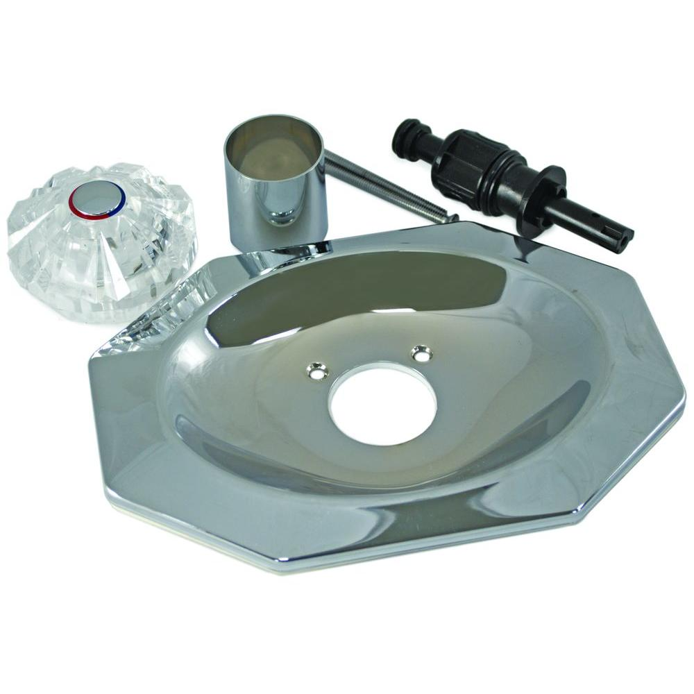 Tub and Shower Rebuild Kit for Price Pfister Single-Handle Avante Faucets