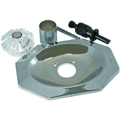 Tub and Shower Rebuild Kit for Price Pfister Single-Handle Avante Faucets in Clear/Chrome Finish (Valve Not Included)