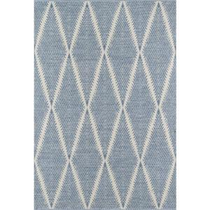 Beacon Denim 7 ft. 6 in. x 9 ft. 6 in. Indoor/Outdoor Area Rug
