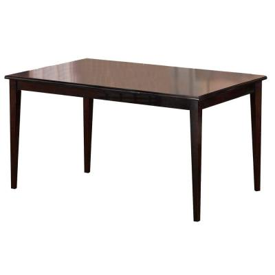 Bayberry Dark Cherry Rectangle Dining Table