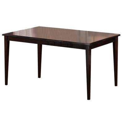 Bayberry Dark Cherry Dining Table