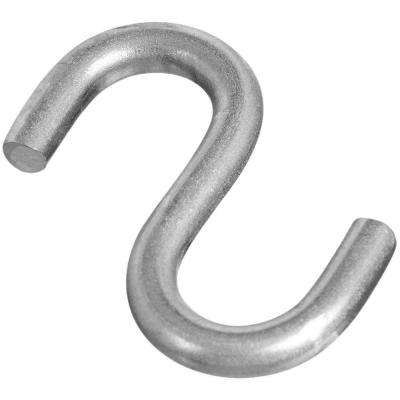 1-1/2 in. Stainless Steel Open S-Hook