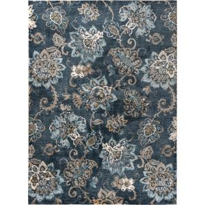 Tayse Rugs Winslow Navy 7 Ft 10 In X 10 Ft 3 In Area
