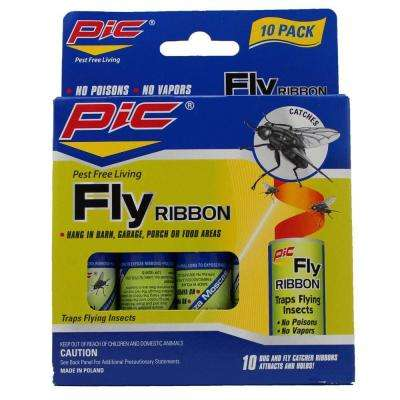 Fly Ribbon Bug and Insect Catcher (30-Count)