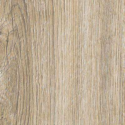 Natural Oak Washed 6 in. x 48 in. Luxury Vinyl Plank Flooring (19.39 sq. ft. / case)