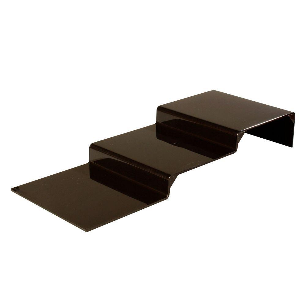 null 3-Step Riser in Black
