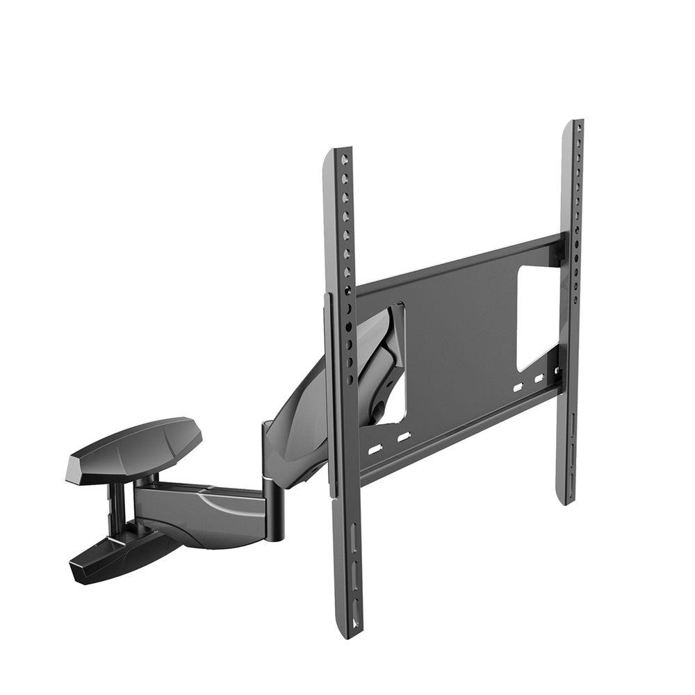 Interactive Full Motion TV Wall Mount Articulating Arm Up and Down