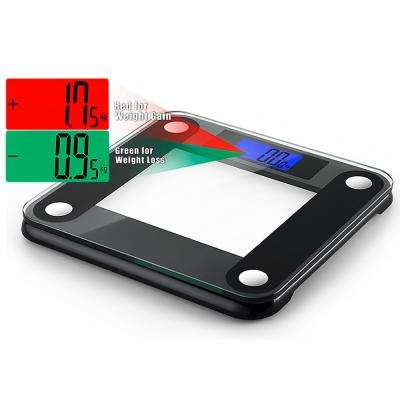 Precision II 440 lbs. (200 kg) Bath Scale with 50 g Sensor Technology (0.1 lbs./0.05 kg) and Weight Change Detection