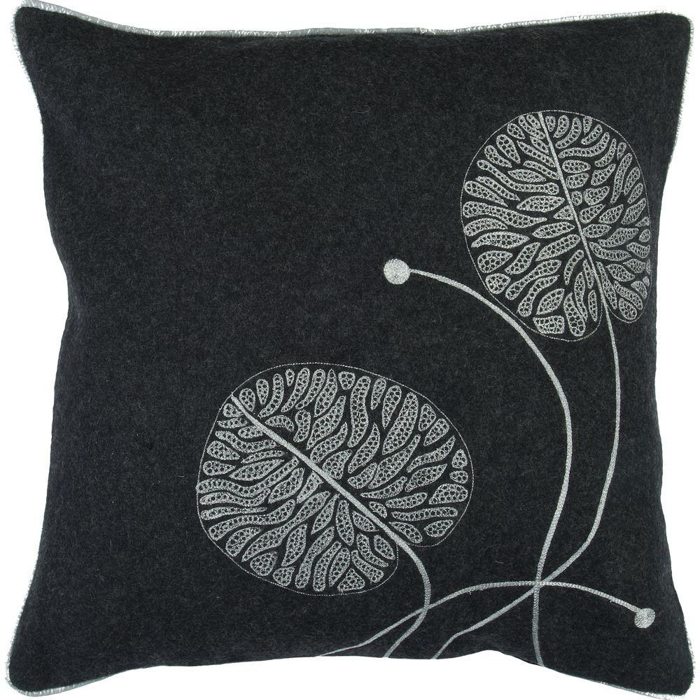 Artistic Weavers FloraE 18 in. x 18 in. Decorative Down Pillow-DISCONTINUED