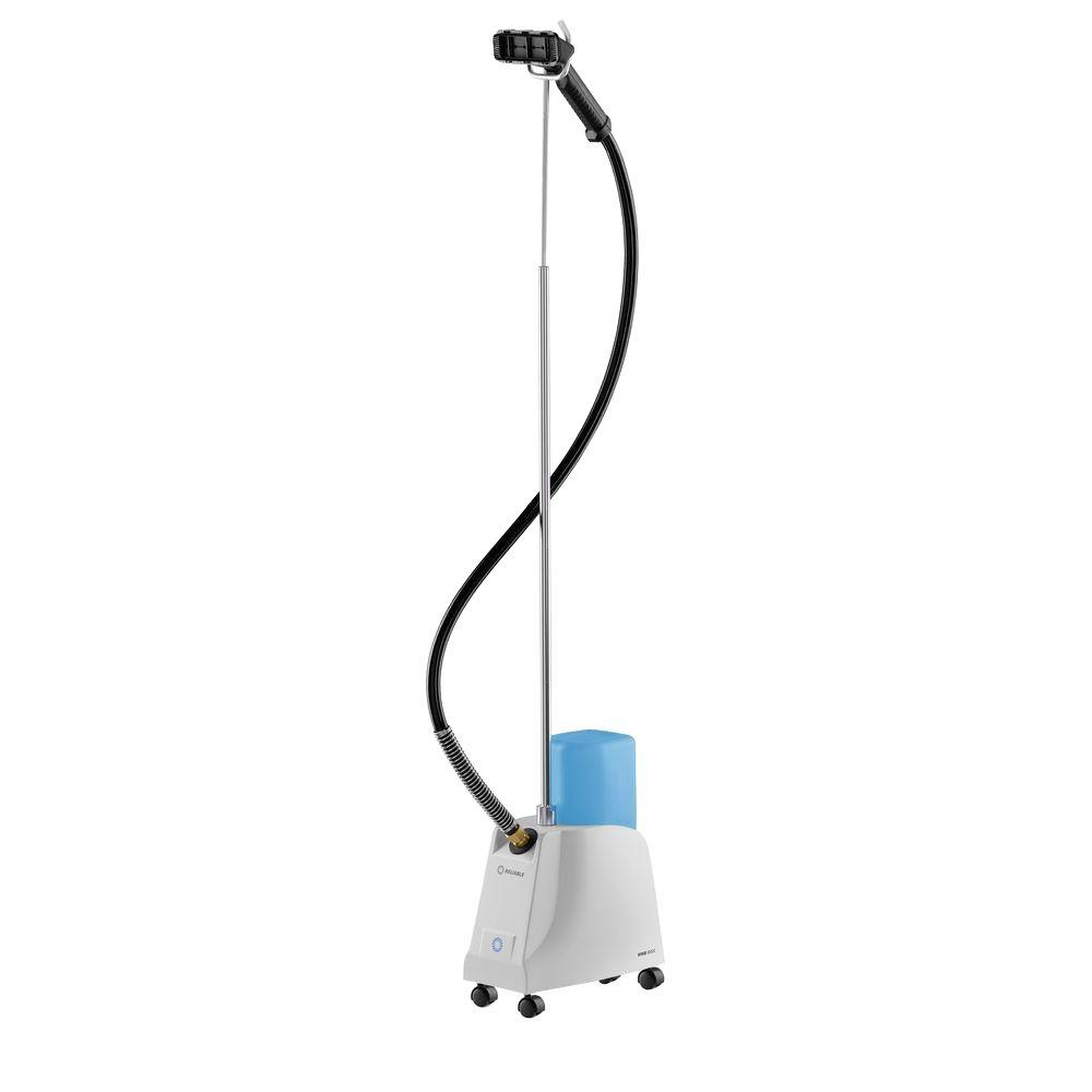 Reliable Professional Garment Steamer, White And Blue