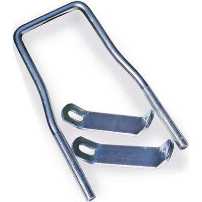 Spare Tire Carrier with U-Bolt Brackets
