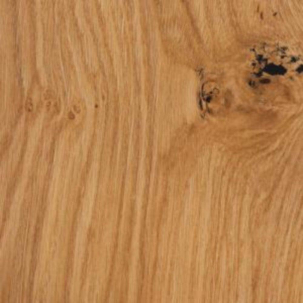Take Home Sample - Brushed Barrington Oak Click Lock Hardwood Flooring - 5 in. x 7 in.