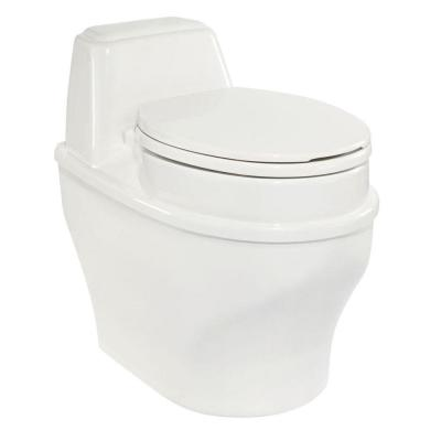 33 Non-Electric Waterless Toilet