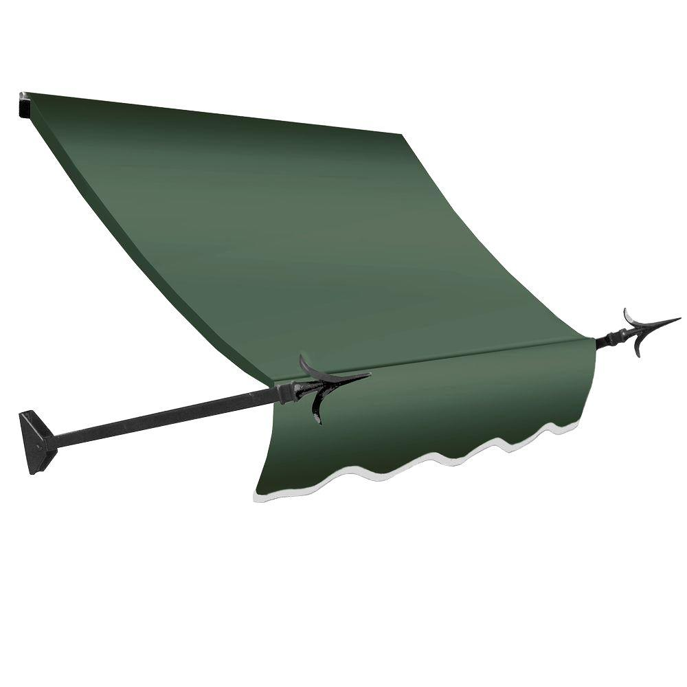 Awntech 5 ft. New Orleans Window Awning (44 in. H x 24 in...
