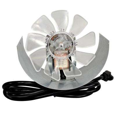 6-8 in. Corded In-Line Duct Fan