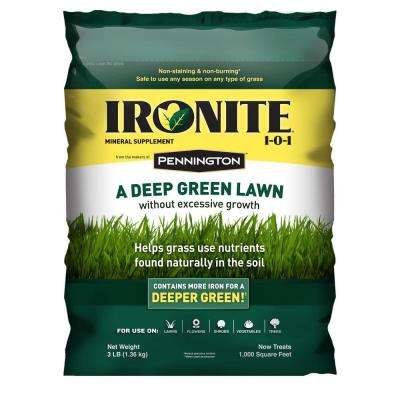 3 lb. 1-0-1 1M Fertilizer