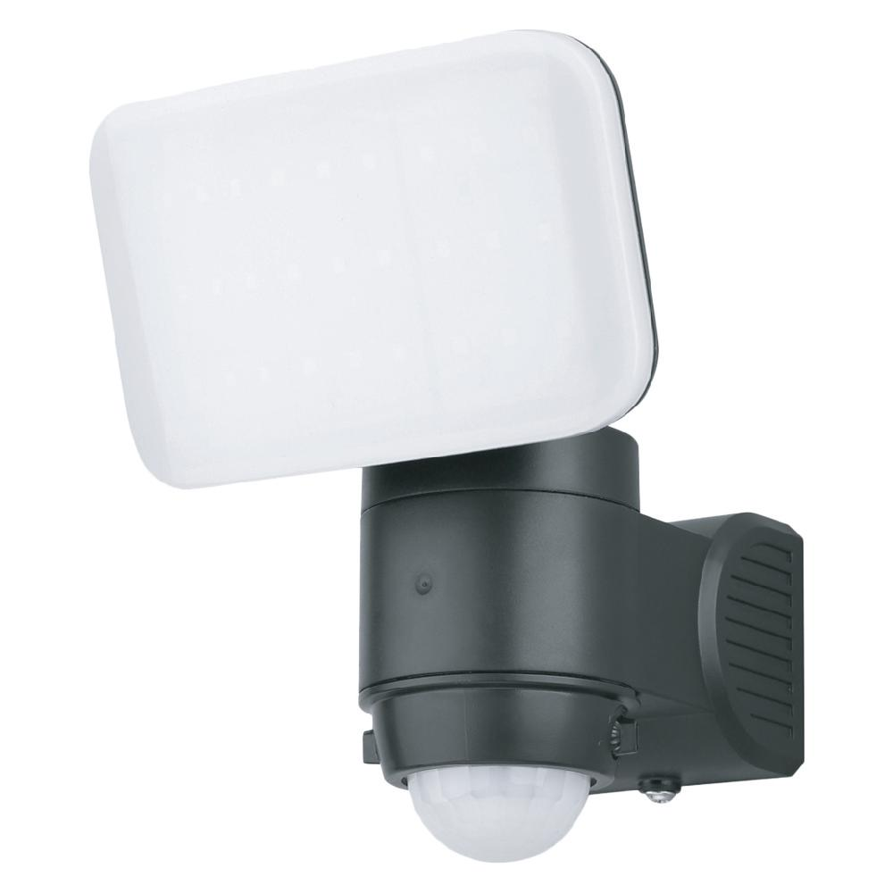 Link2home Black 220 Lumen Motion Activated Outdoor