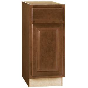 Hampton Assembled 15x34 5x24 In Base Kitchen Cabinet With Ball Bearing Drawer Glides