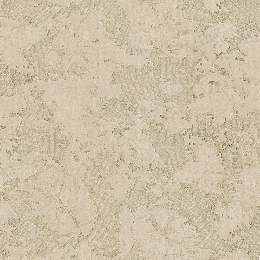 Khaki Stucco Texture Wallpaper