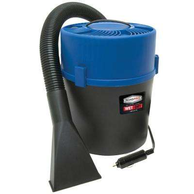 12-Volt Wet/Dry Canister Vacuum