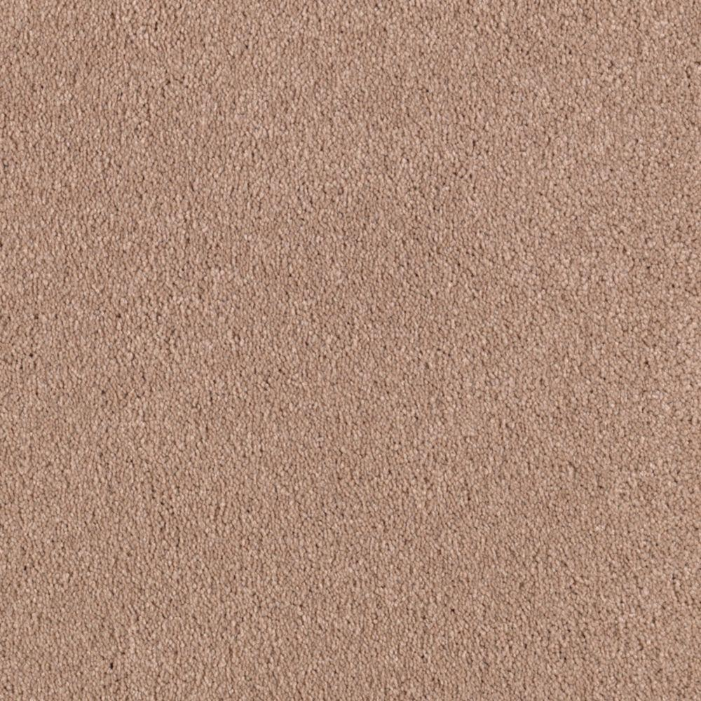 Carpet Sample - Velocity II - Color Soft Suede Texture 8 in. x 8 in.
