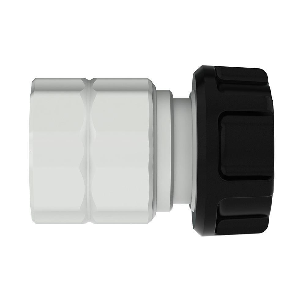 Grip-Lock 5/8 in. Female Zinc Mender
