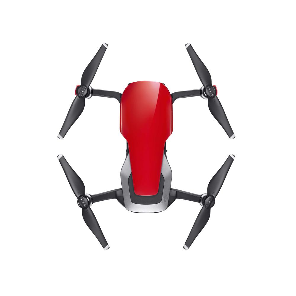 Mavic Air Fly More Combo, Flame Red