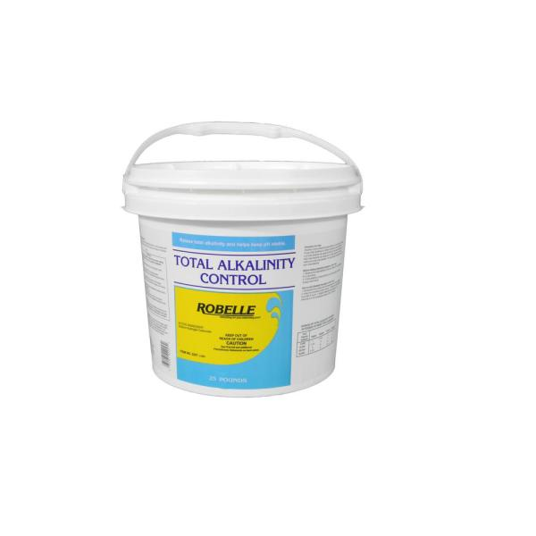 25 lbs. Total Alkalinity Control for Swimming Pools