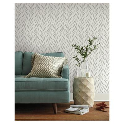 34 sq ft Magnolia Home Willow Peel and Stick Wallpaper