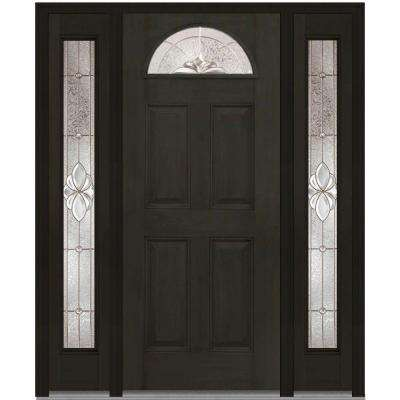 Fiberglass Exterior Doors Fair Fiberglass Doors  Front Doors  The Home Depot Design Ideas