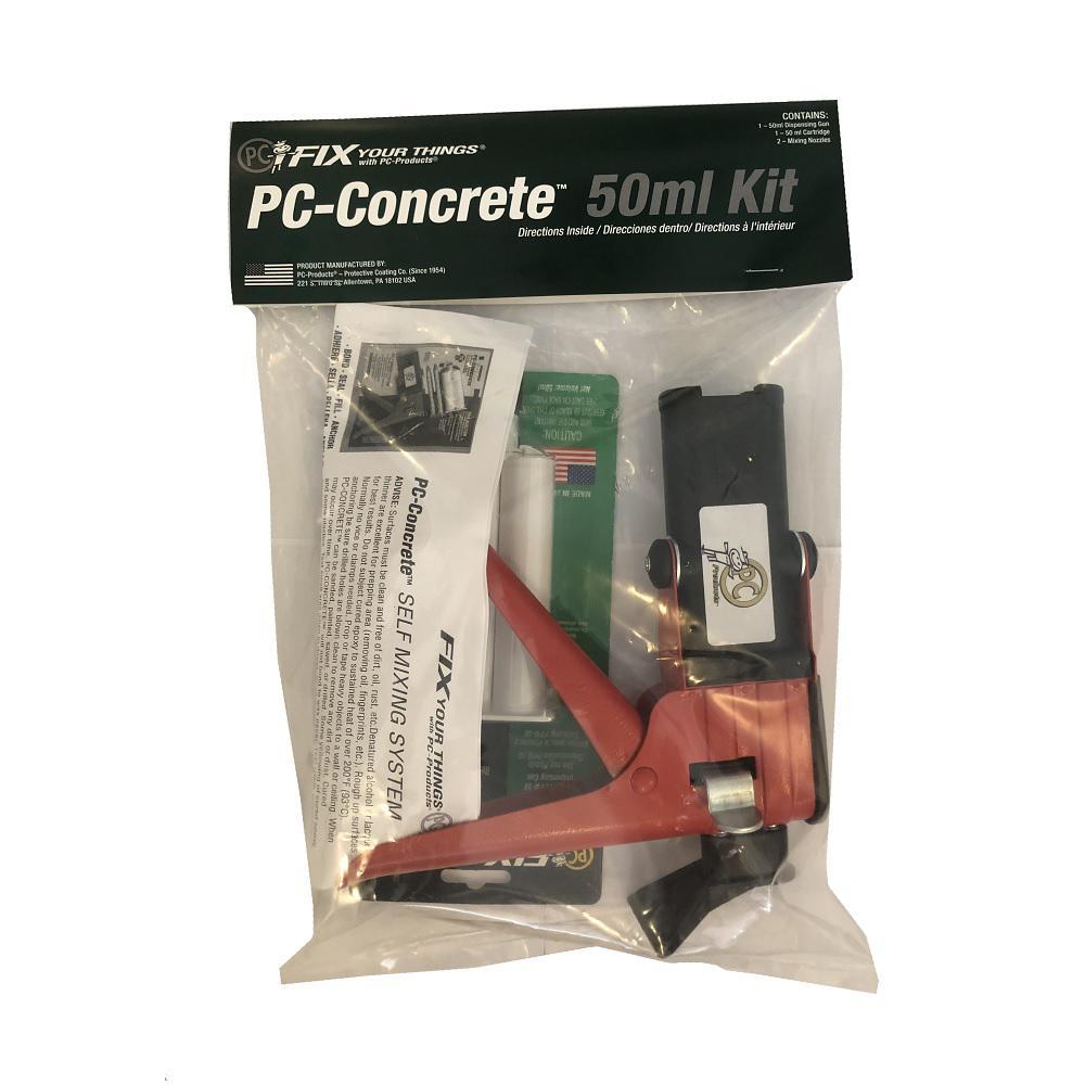 PC-Concrete 2.8 oz. Cartridge Anchoring Epoxy Kit
