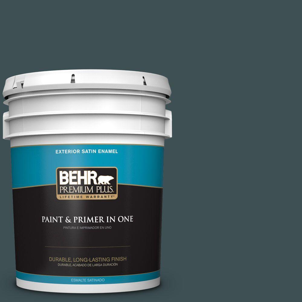 5-gal. #S440-7 Thermal Satin Enamel Exterior Paint