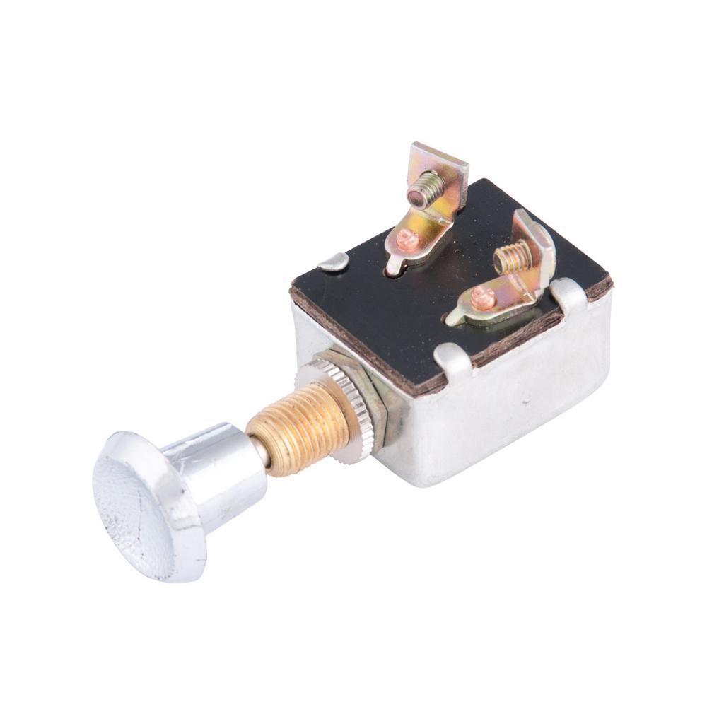 15 Amp Push/Pull Switch