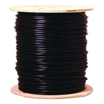 1000 ft. 8 Black Stranded CU GPT Primary Auto Wire