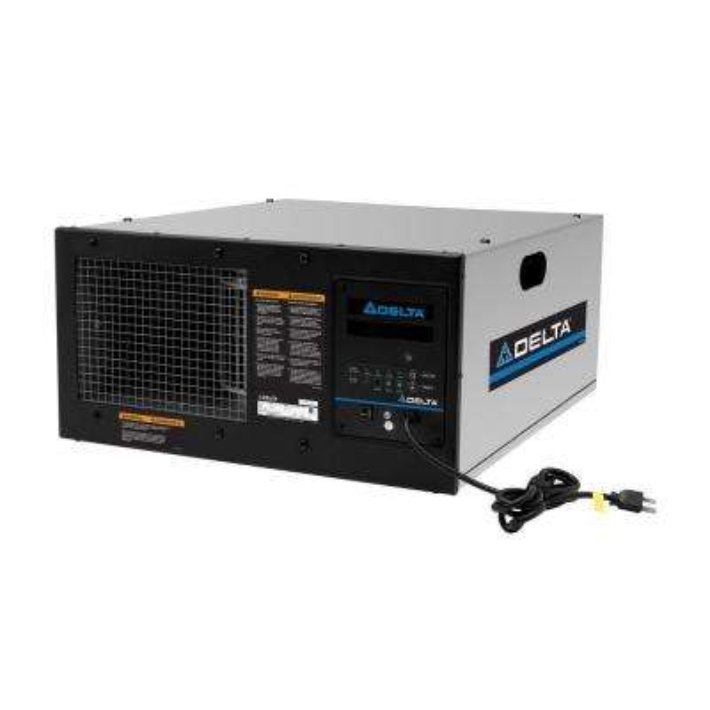 3-Speed Digital Ambient Air Cleaner