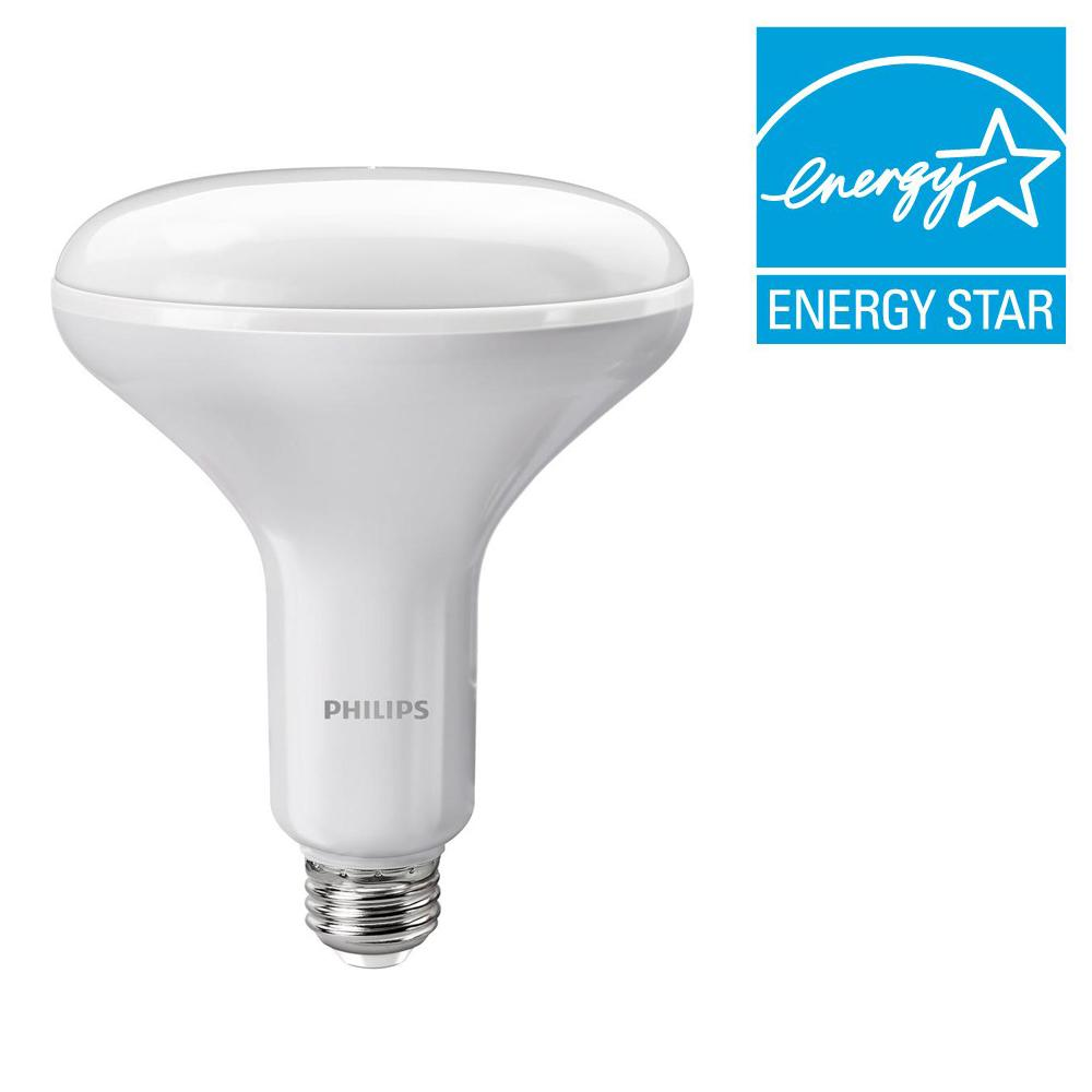 Philips 65 Watt Equivalent Br40 Dimmable Led Soft White With Warm Flood Lamp Circuit B2b Electronic Components Glow Light Effect